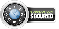 GoDaddy.com secured